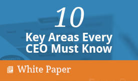 10 Key Areas Every CEO Must Know