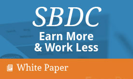 SBDC - Earn More & Work Less