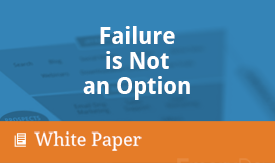 SBDC - Failure Is Not An Option