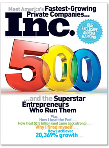 EmoryDay Named to the Inc 500 List