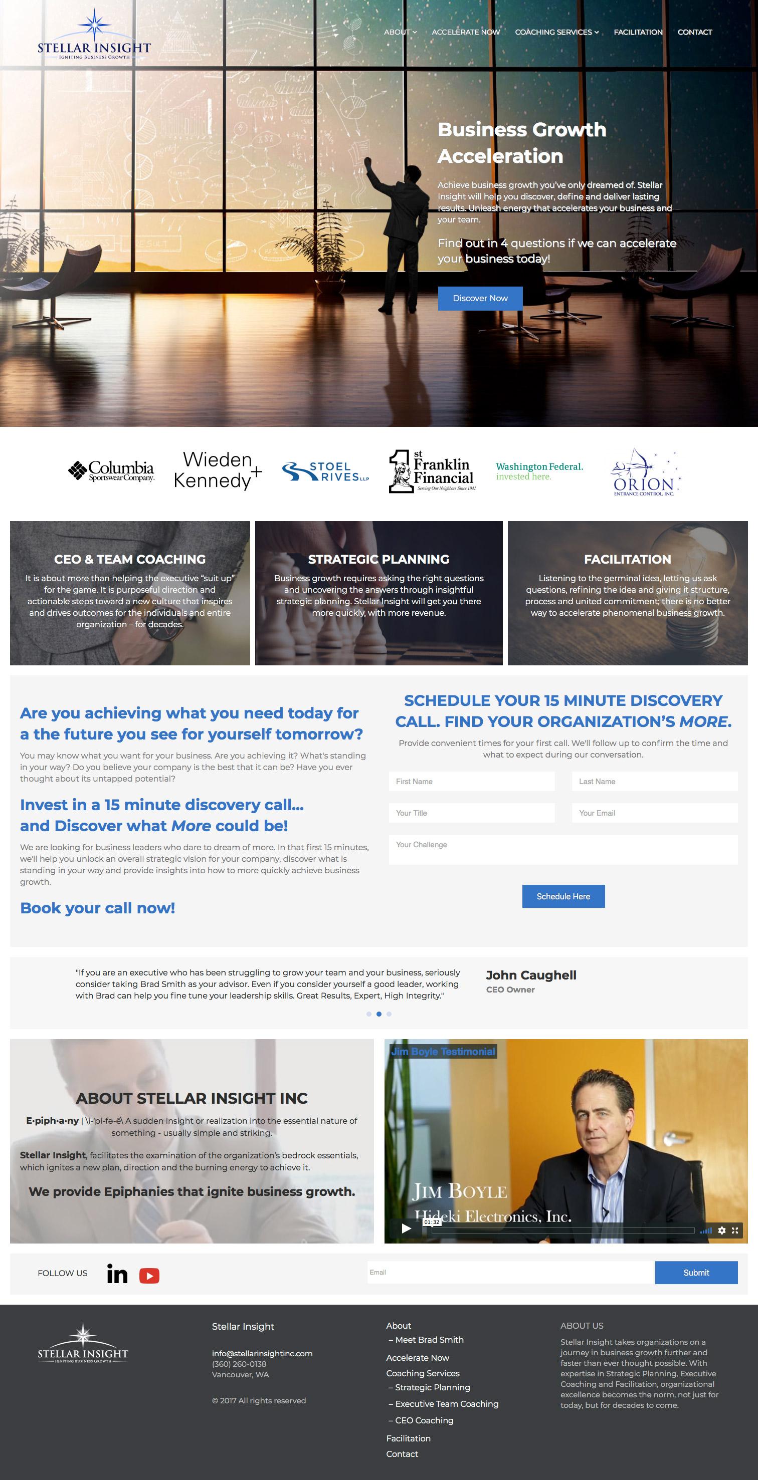 site-stellar-insight-page