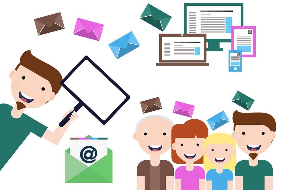 Online Marketing E-mail Marketing Newsletter
