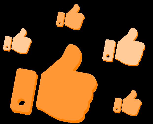 EmoryDay success thumbs up