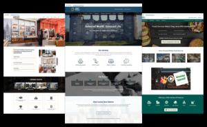 EmoryDay web design examples