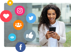 social media account optimization